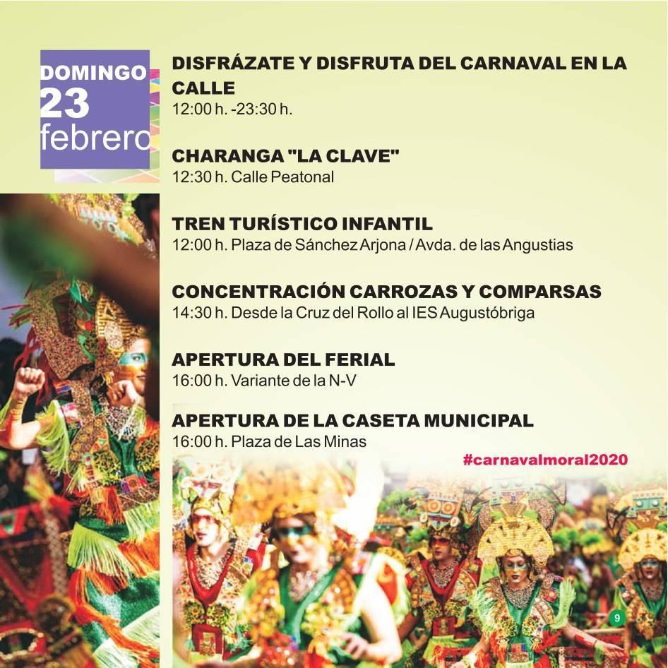 Carnaval 2020 - Navalmoral de la Mata (Cáceres) 9