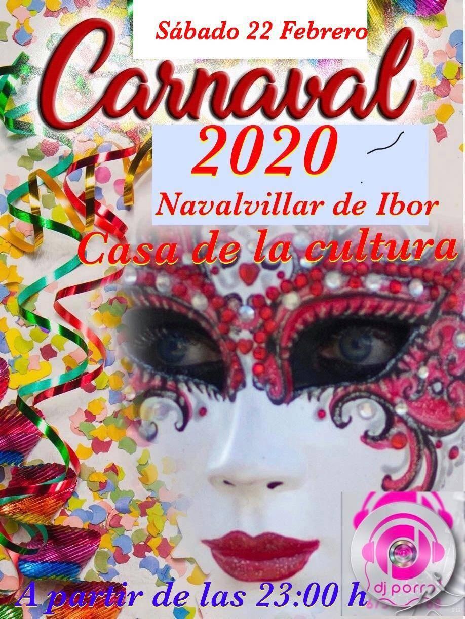 Carnaval 2020 - Navalvillar de Ibor (Cáceres)