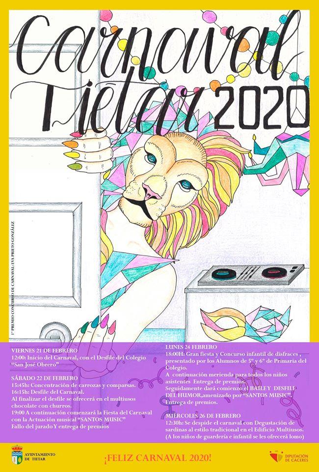 Carnaval 2020 - Tiétar (Cáceres)