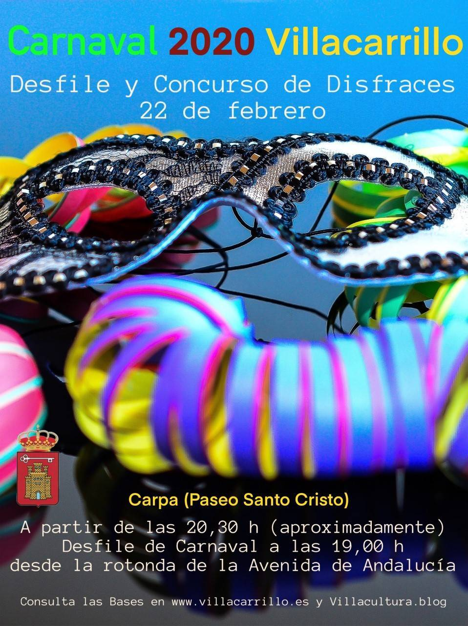 Carnaval 2020 - Villacarrillo (Jaén)