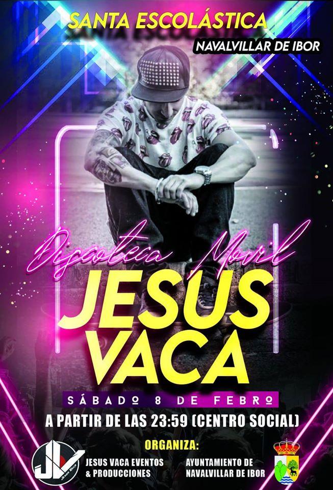 Discoteca móvil febrero 2020 - Navalvillar de Ibor (Cáceres)