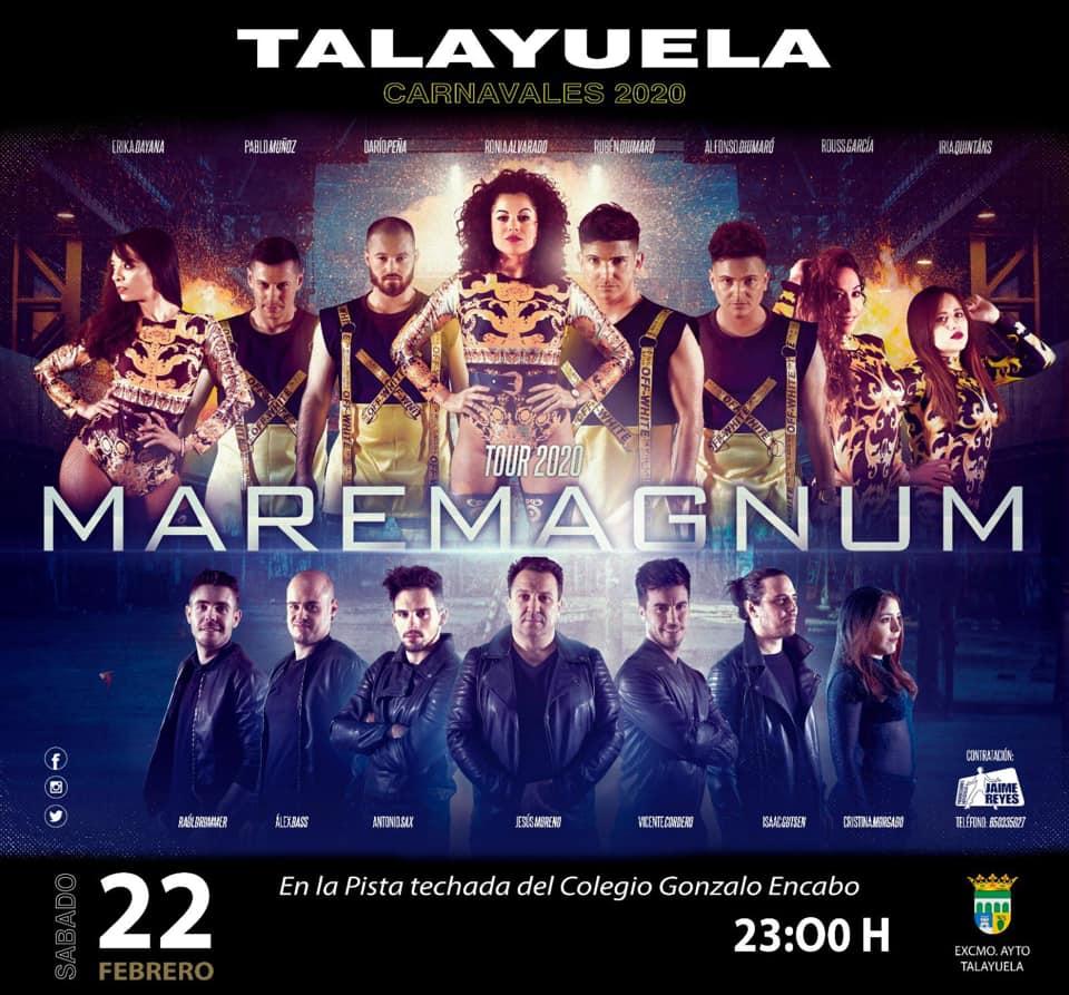 Maremagnum 2020 - Talayuela (Cáceres)