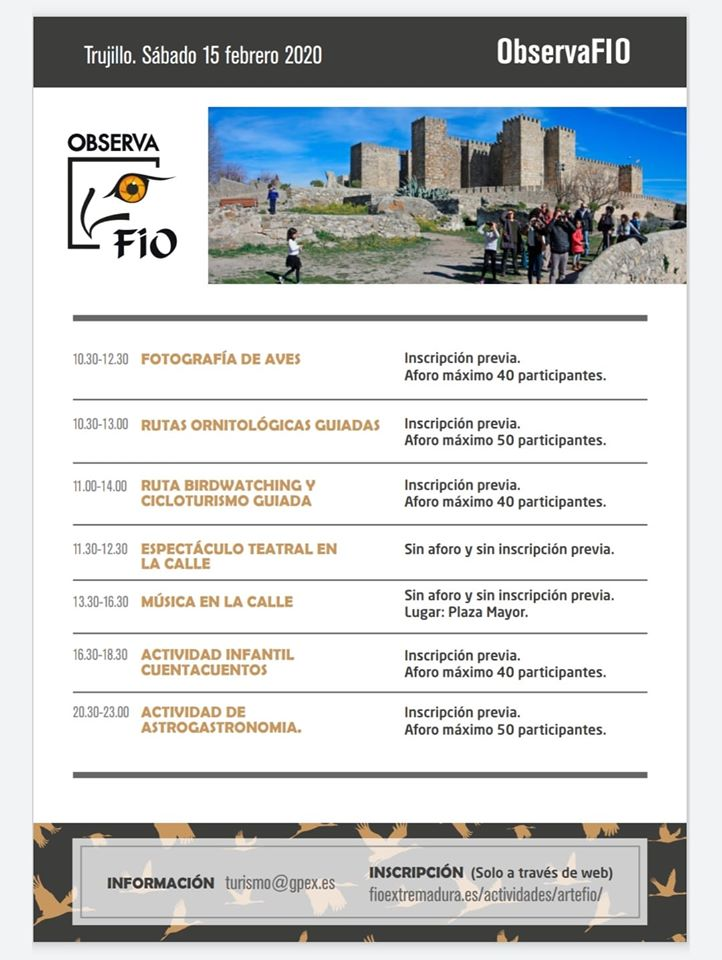 ObservaFIO 2020 - Trujillo (Cáceres)