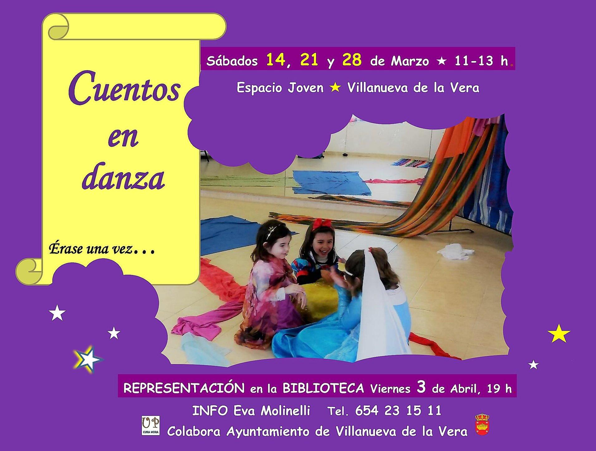Cuentos en danza 2020 - Villanueva de la Vera (Cáceres)