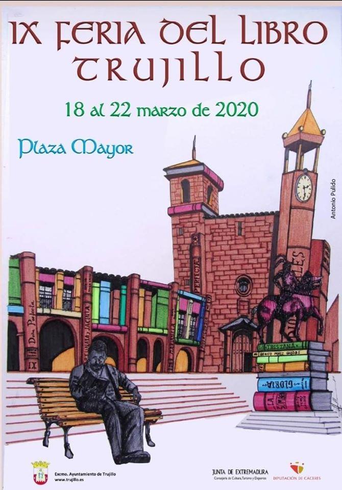 IX Feria del libro - Trujillo (Cáceres)