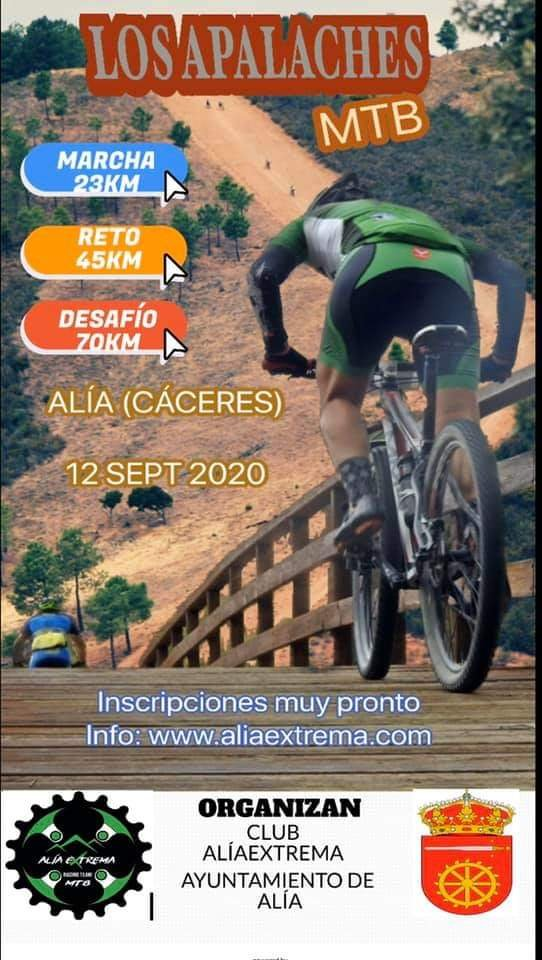 MTB Los Apalaches 2020 - Alía (Cáceres)