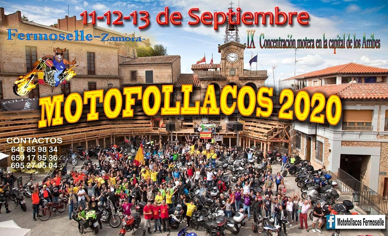 Motofollacos 2020 - Fermoselle (Zamora)