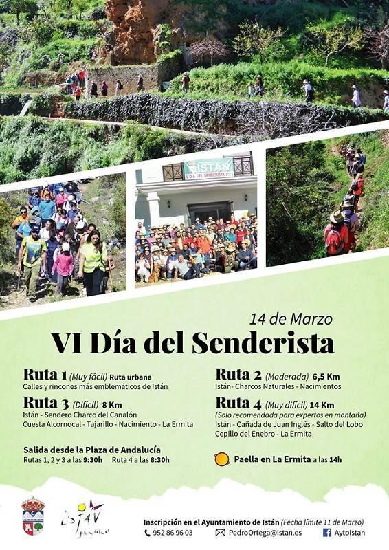 VI Día del Senderista - Istán (Málaga)