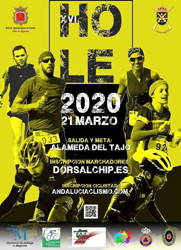 XVI HOLE - Ronda (Málaga)