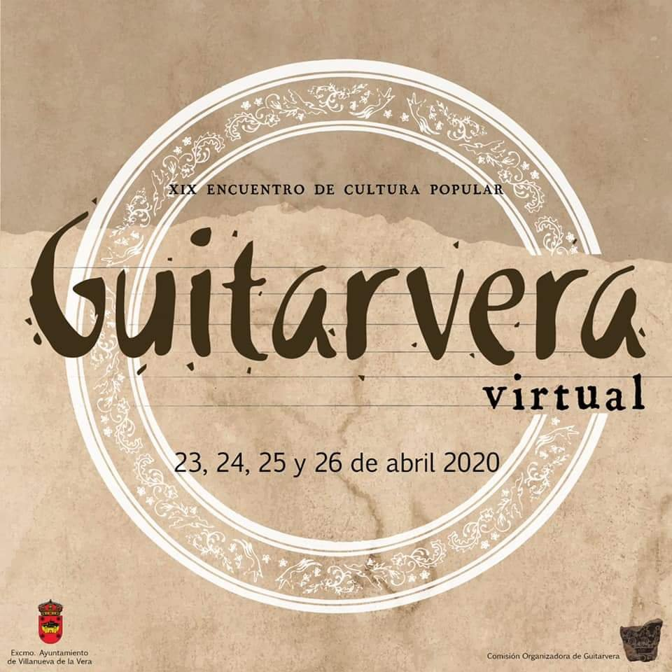 Guitarvera virtual 2020 - Villanueva de la Vera (Cáceres) 1
