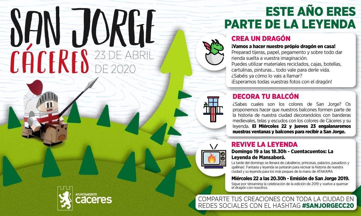 San Jorge 2020 - Cáceres