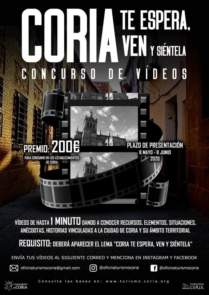 Concurso de vídeos 2020 - Coria (Cáceres)