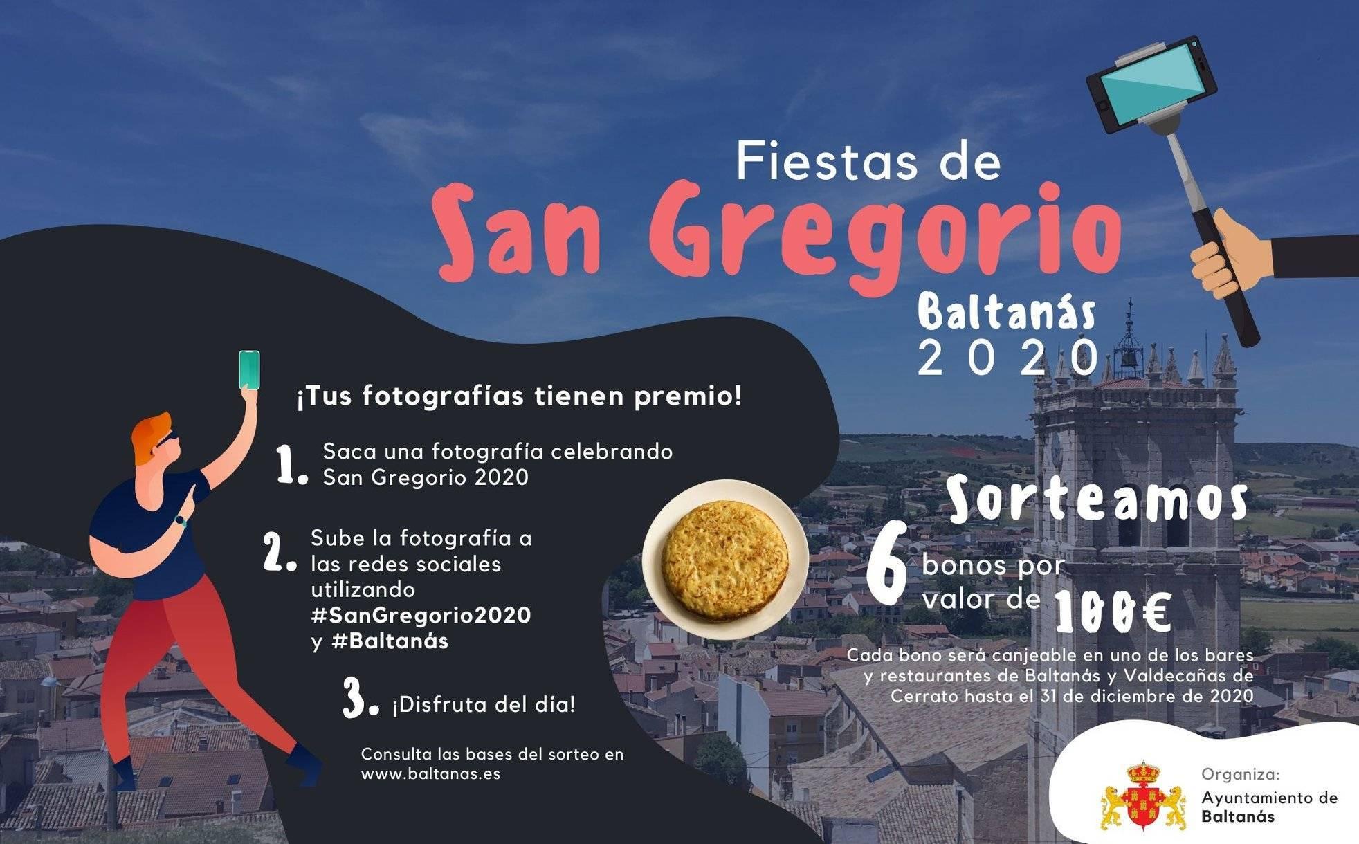 Fiestas de San Gregorio 2020 - Baltanás (Palencia)