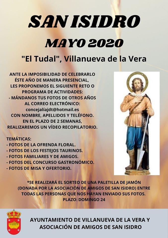 San Isidro 2020 - Villanueva de la Vera (Cáceres)