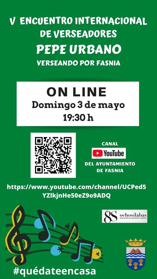 V encuentro internacional de verseadores - Fasnia (Santa Cruz de Tenerife)
