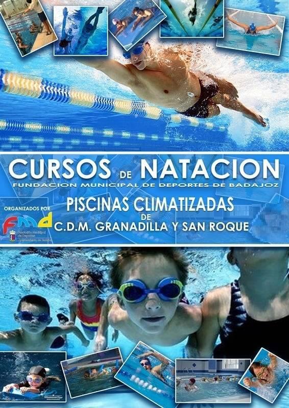 Curso de natación 2020 - Badajoz