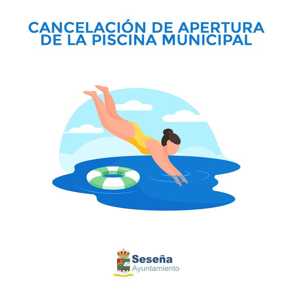 Se cancela la apertura de la piscina 2020 - Seseña (Toledo)