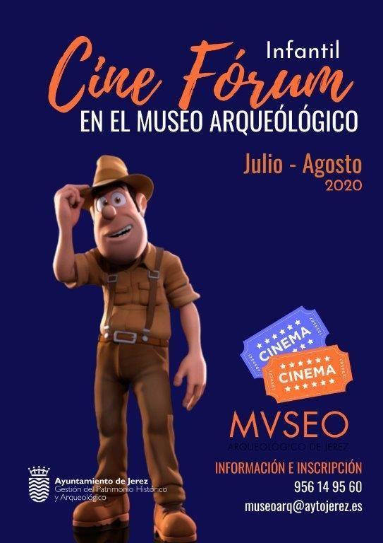 Cine de verano 2020 - Jerez de la Frontera (Cádiz) 1
