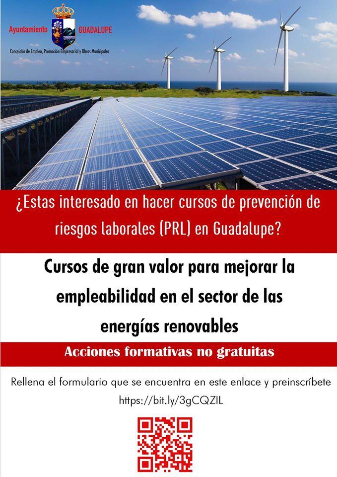 Curso de PRL 2020 - Guadalupe (Cáceres)