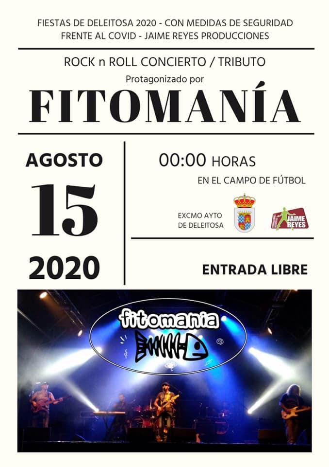 Fitomanía 2020 - Deleitosa (Cáceres)
