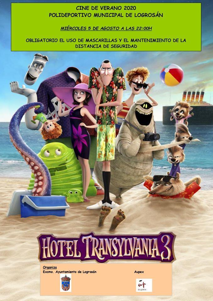 Hotel Transylvania 3 2020 - Logrosán (Cáceres)