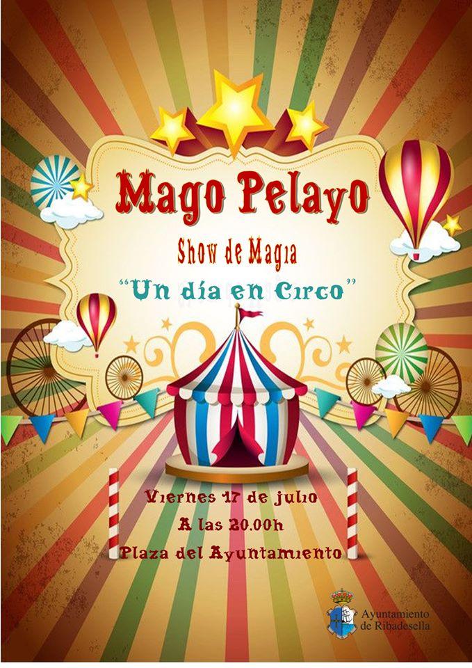 Mago Pelayo 2020 - Ribadesella (Asturias)
