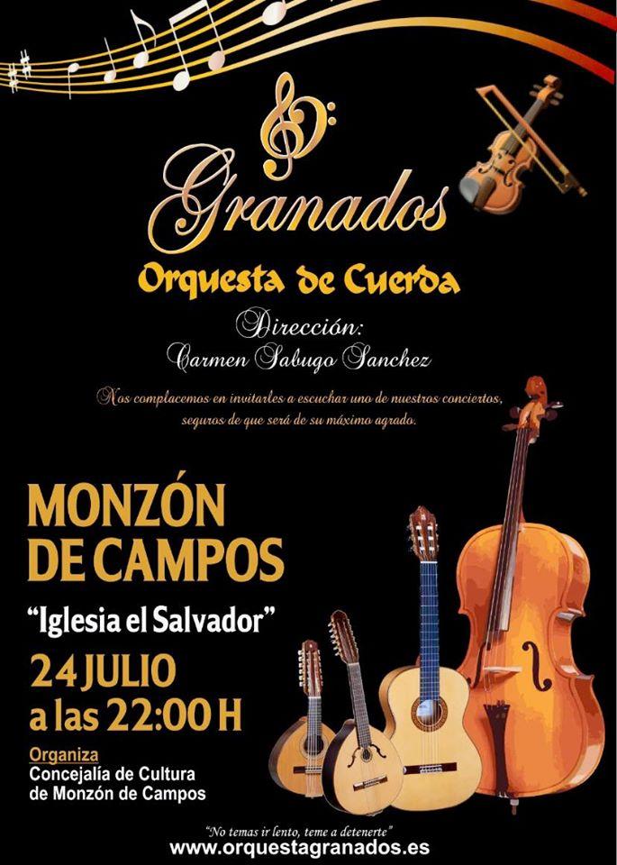 Orquesta Granados (2020) - Monzón de Campos (Palencia)