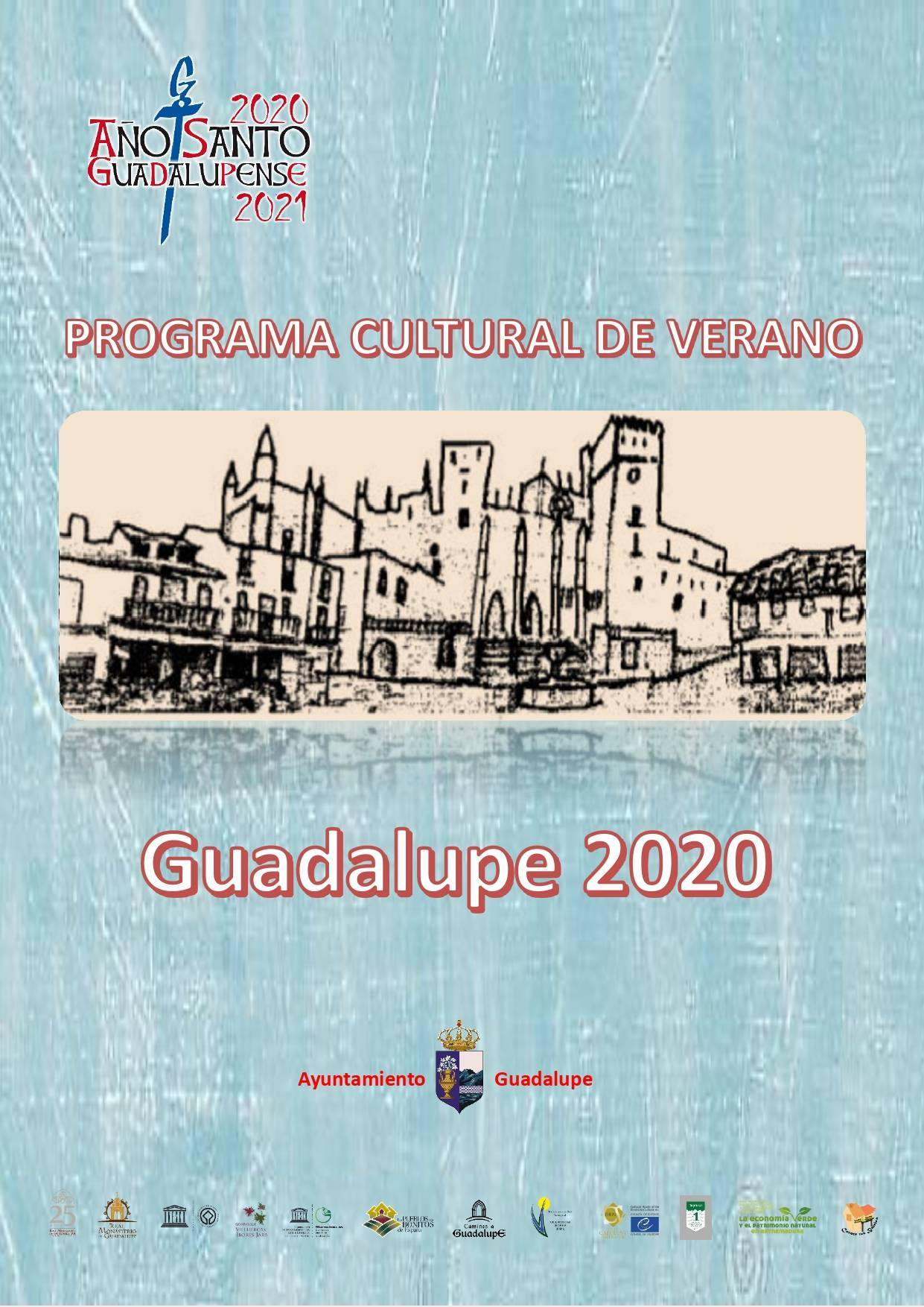 Programa cultural de verano 2020 - Guadalupe (Cáceres) 1