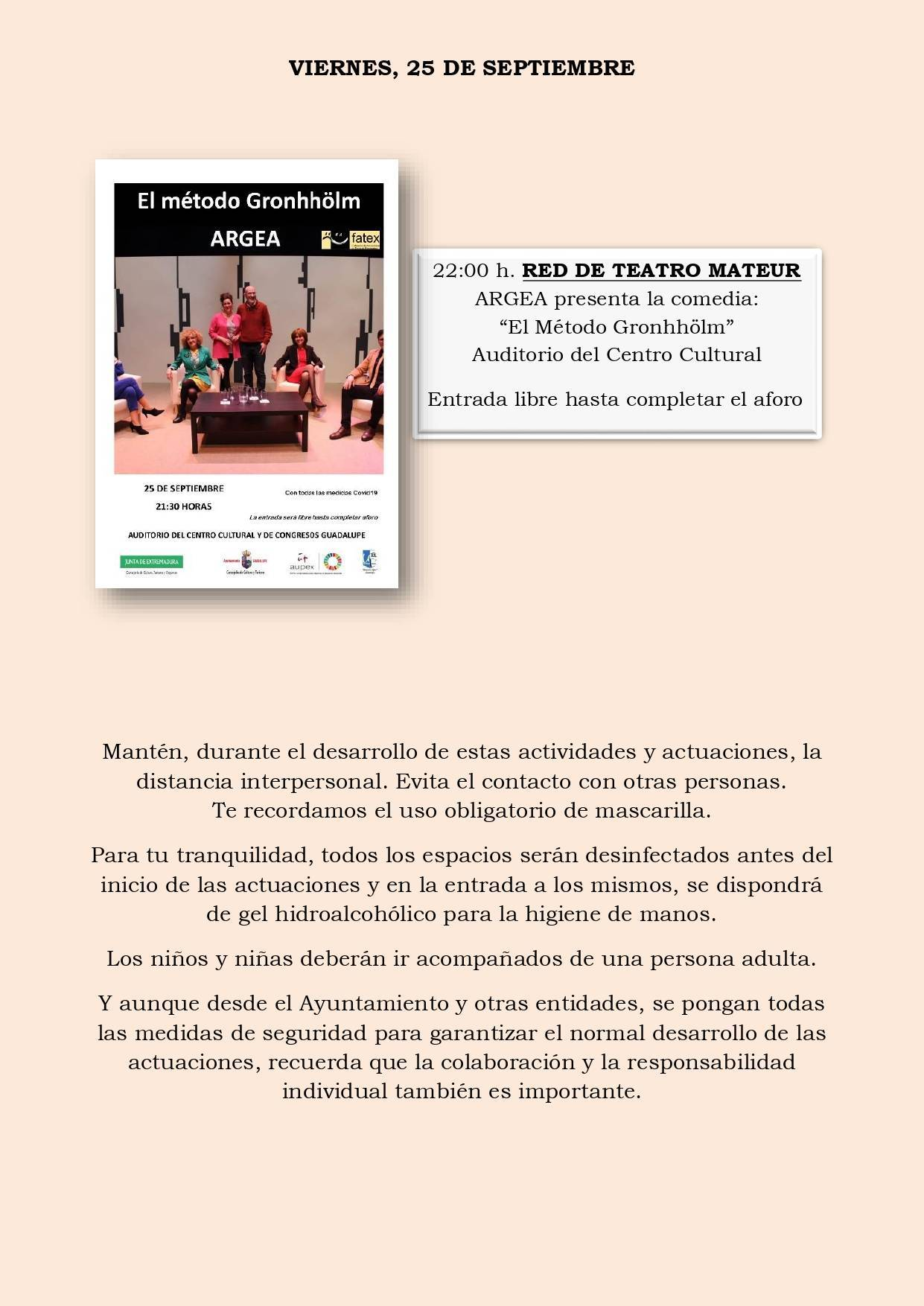 Programa cultural de verano 2020 - Guadalupe (Cáceres) 10