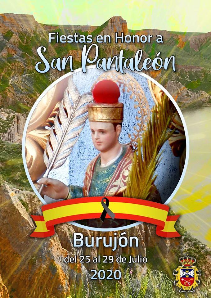 San Pantaleón 2020 - Burujón (Toledo)