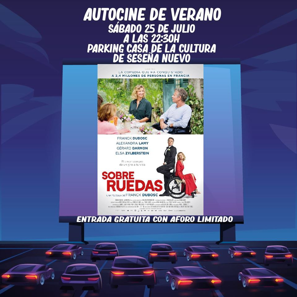 Sobre ruedas 2020 - Seseña (Toledo)