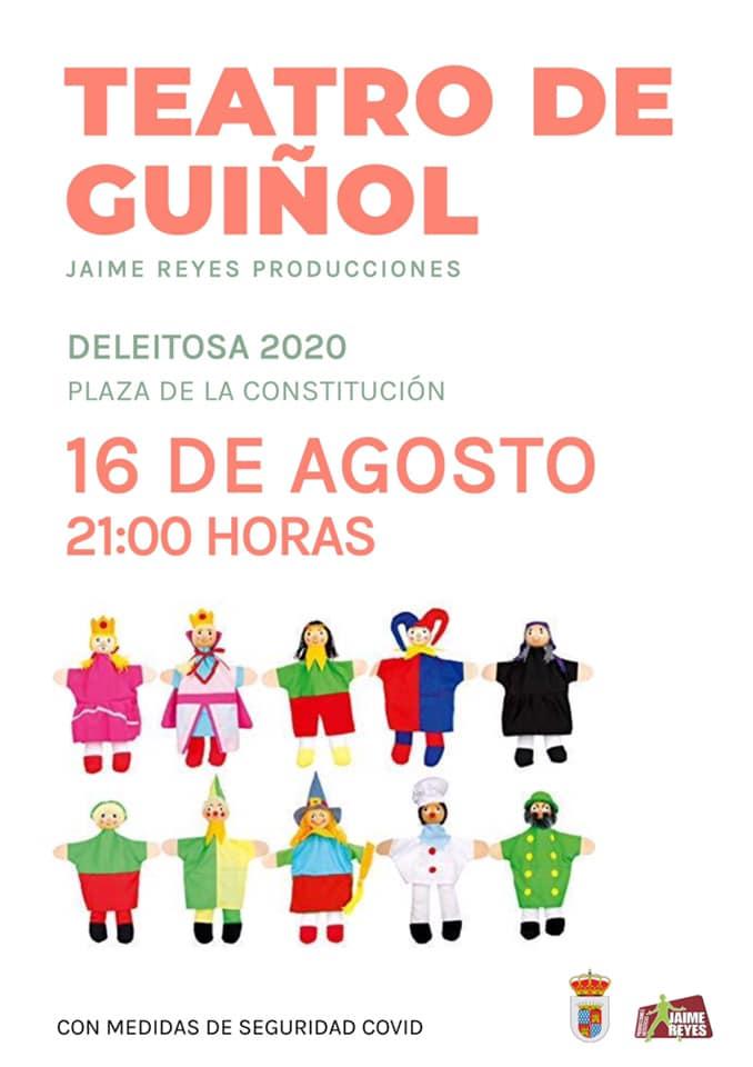 Teatro de guiñol 2020 - Deleitosa (Cáceres)