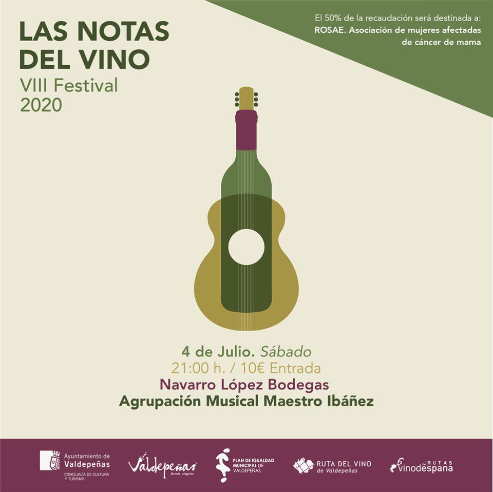 VIII festival Las notas del vino - Valdepeñas (Ciudad Real) 1