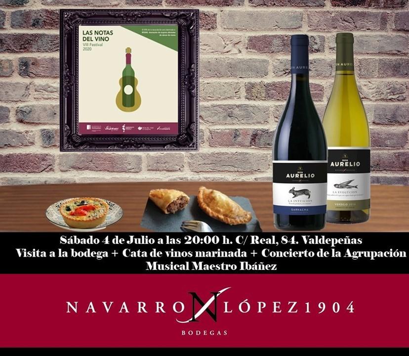 VIII festival Las notas del vino - Valdepeñas (Ciudad Real) 2