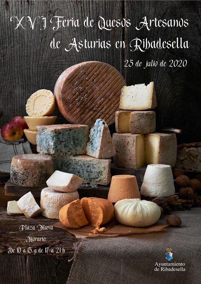XVI feria de los quesos artesanos de Asturias - Ribadesella (Asturias)