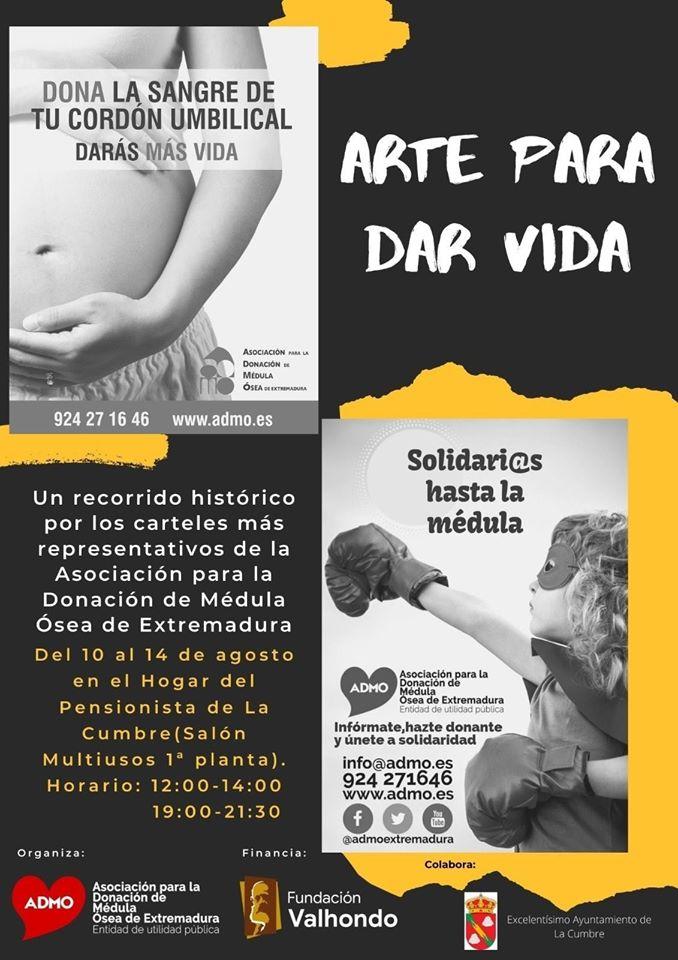 Arte para dar vida 2020 - La Cumbre (Cáceres)