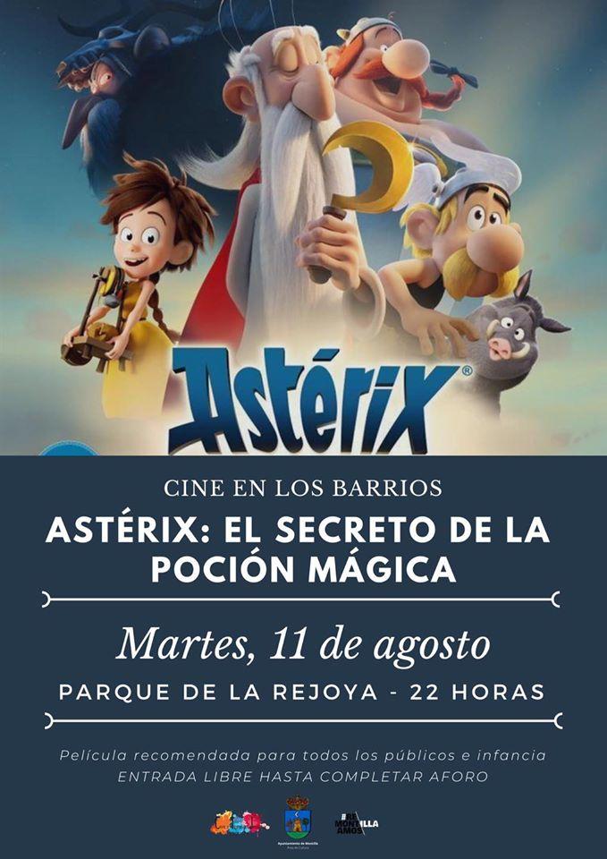 Astérix El secreto de la poción mágica 2020 - Montilla (Córdoba)