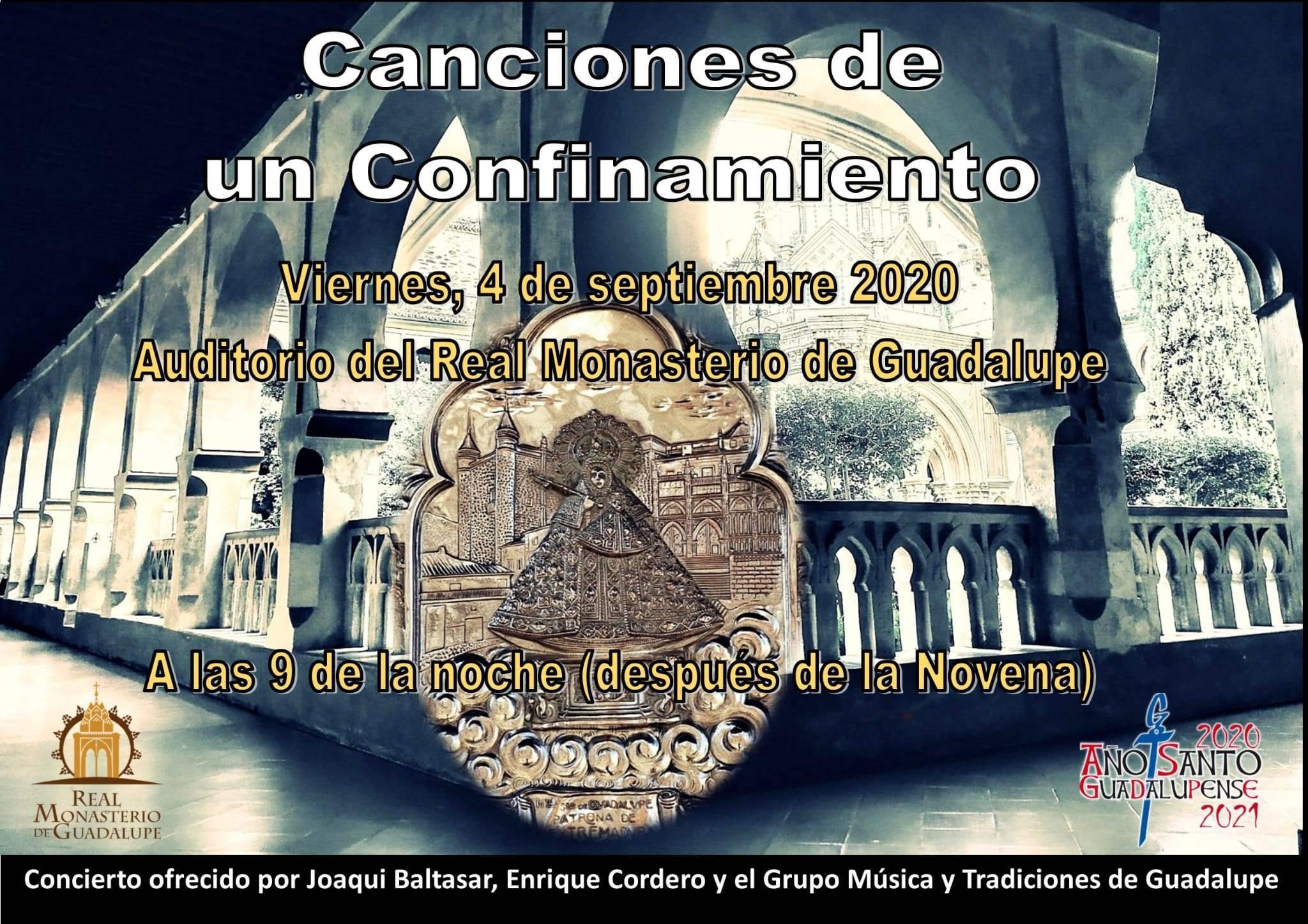 Canciones de un confinamiento (2020) - Guadalupe (Cáceres)