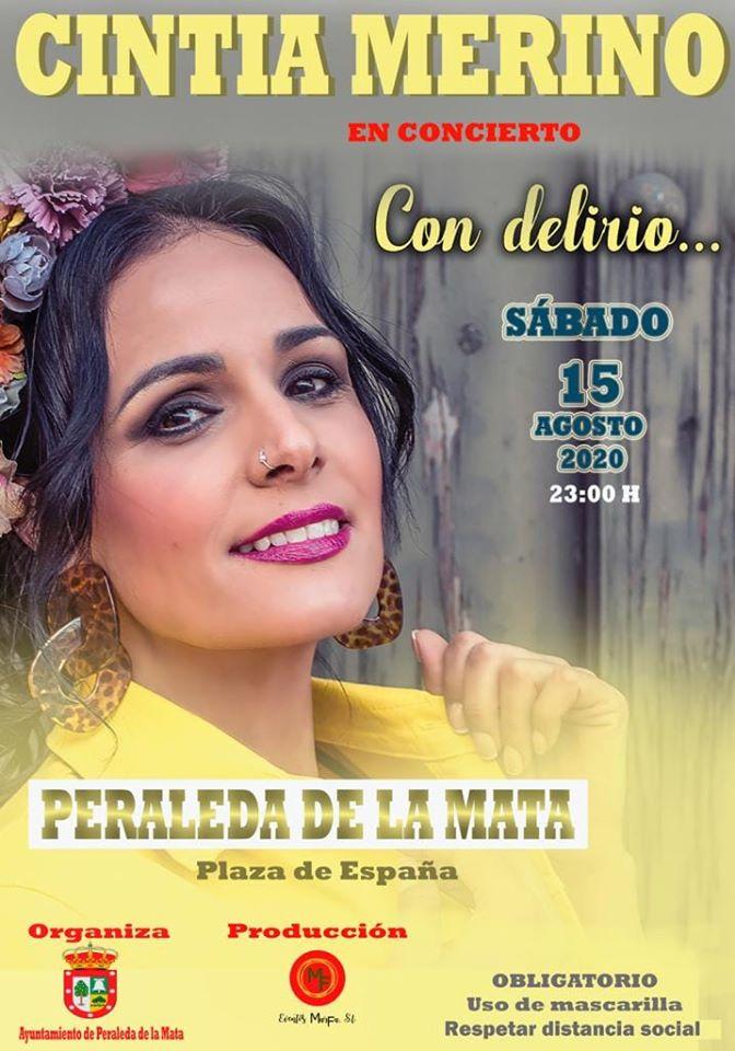 Cintia Merino (2020) - Peraleda de la Mata (Cáceres)