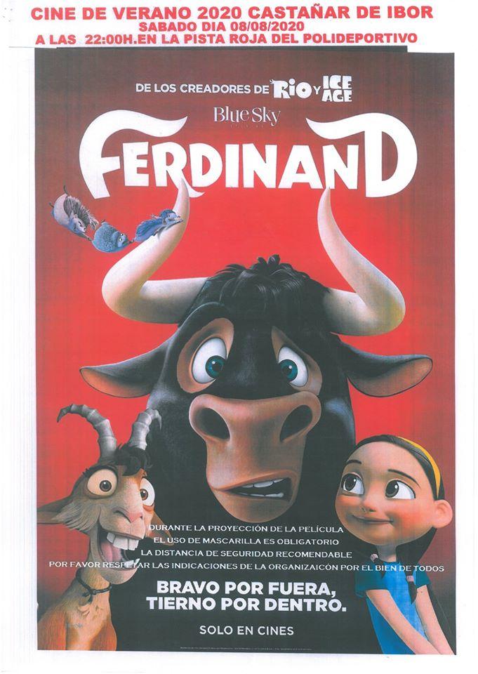 Ferdinand 2020 - Castañar de Ibor (Cáceres)