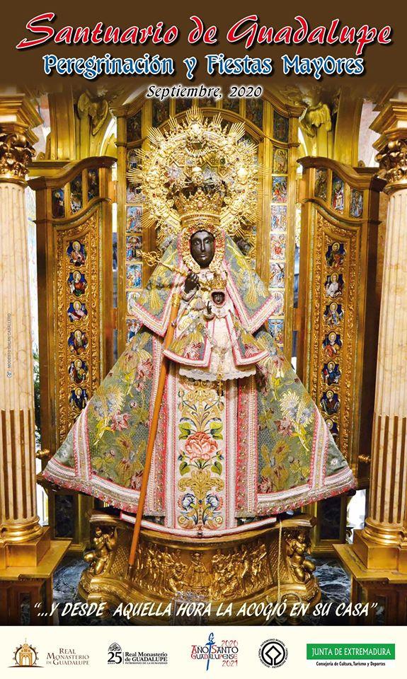 Fiestas mayores en honor de Santa María de Guadalupe (2020) - Guadalupe (Cáceres) 1