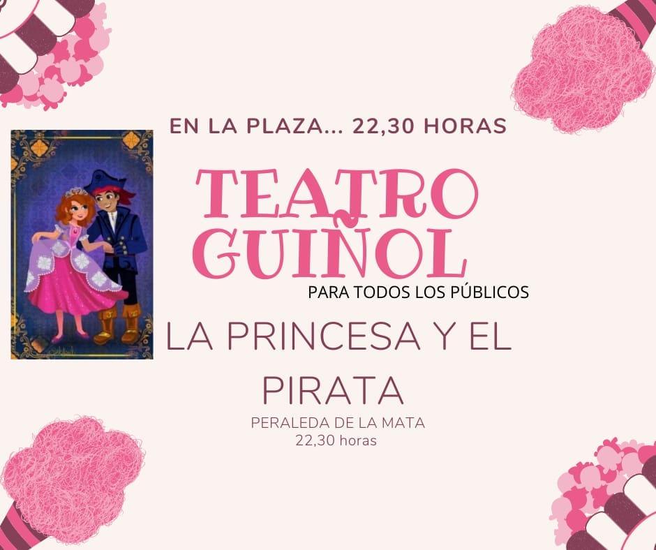 La princesa y el pirata 2020 - Peraleda de la Mata (Cáceres)