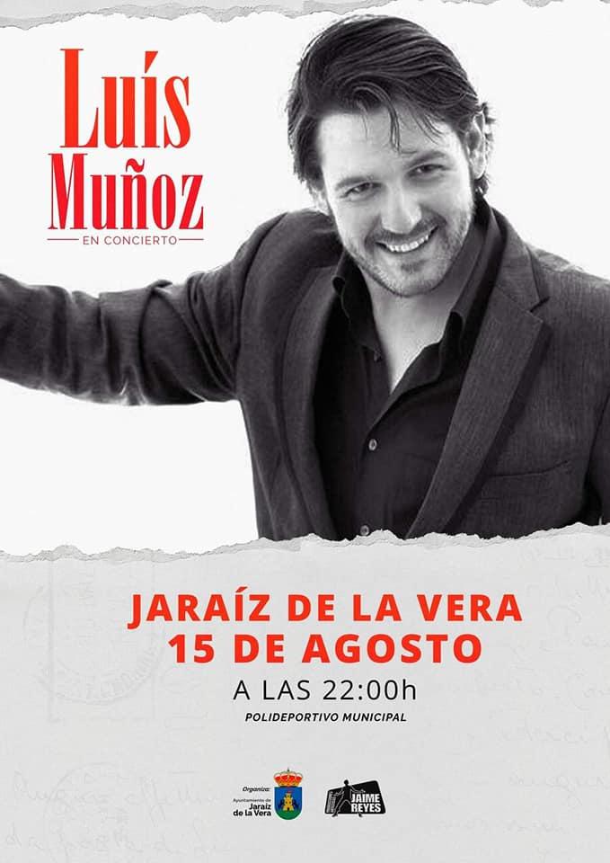 Luís Muñoz (2020) - Jaraíz de la Vera (Cáceres)