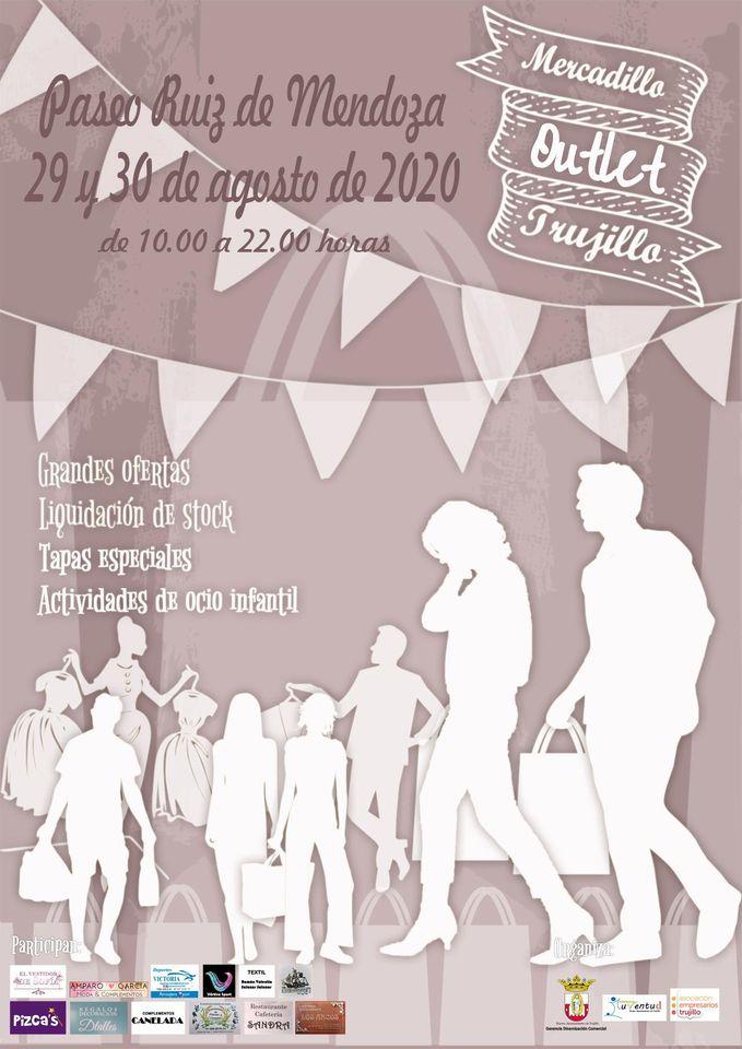 Mercadillo outlet (2020) - Trujillo (Cáceres)