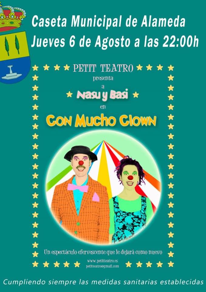 Nasu y Basi 2020 - Alameda (Málaga)