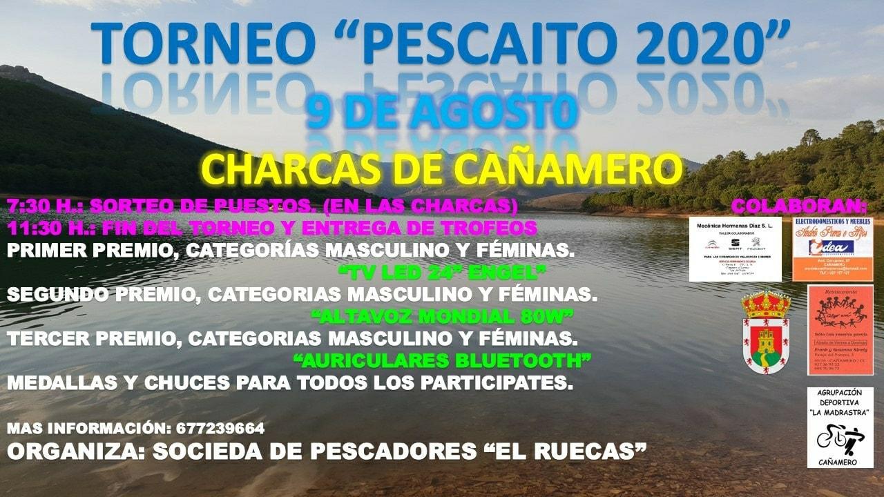 Torneo pescaito 2020 - Cañamero (Cáceres)