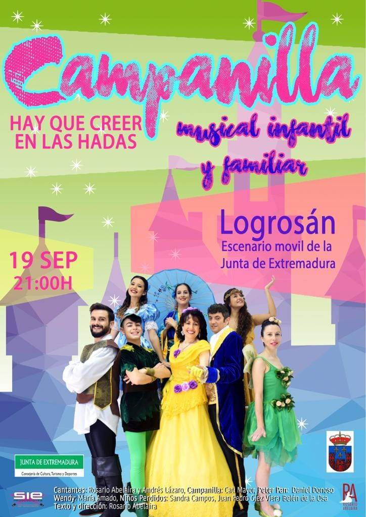Campanilla (2020) - Logrosán (Cáceres)