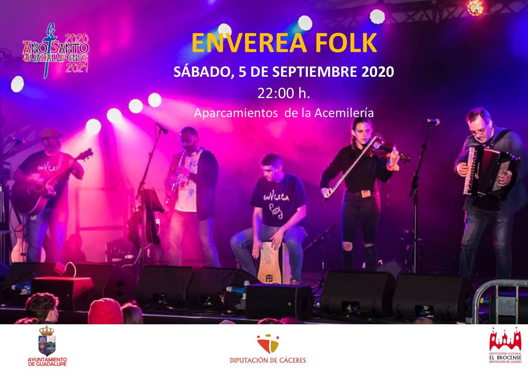 Enverea Folk (2020) - Guadalupe (Cáceres)