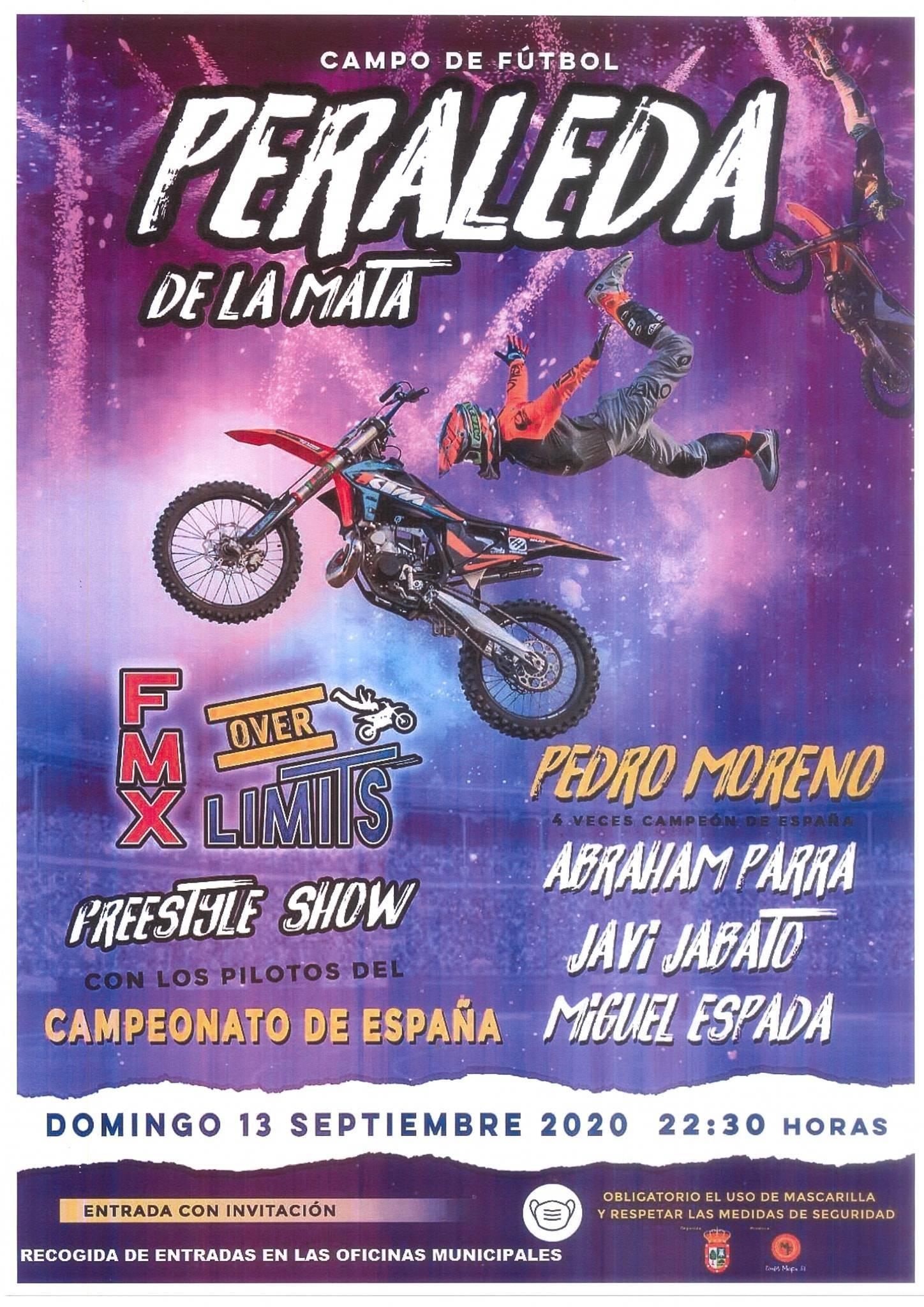 Freestyle show (2020) - Peraleda de la Mata (Cáceres)