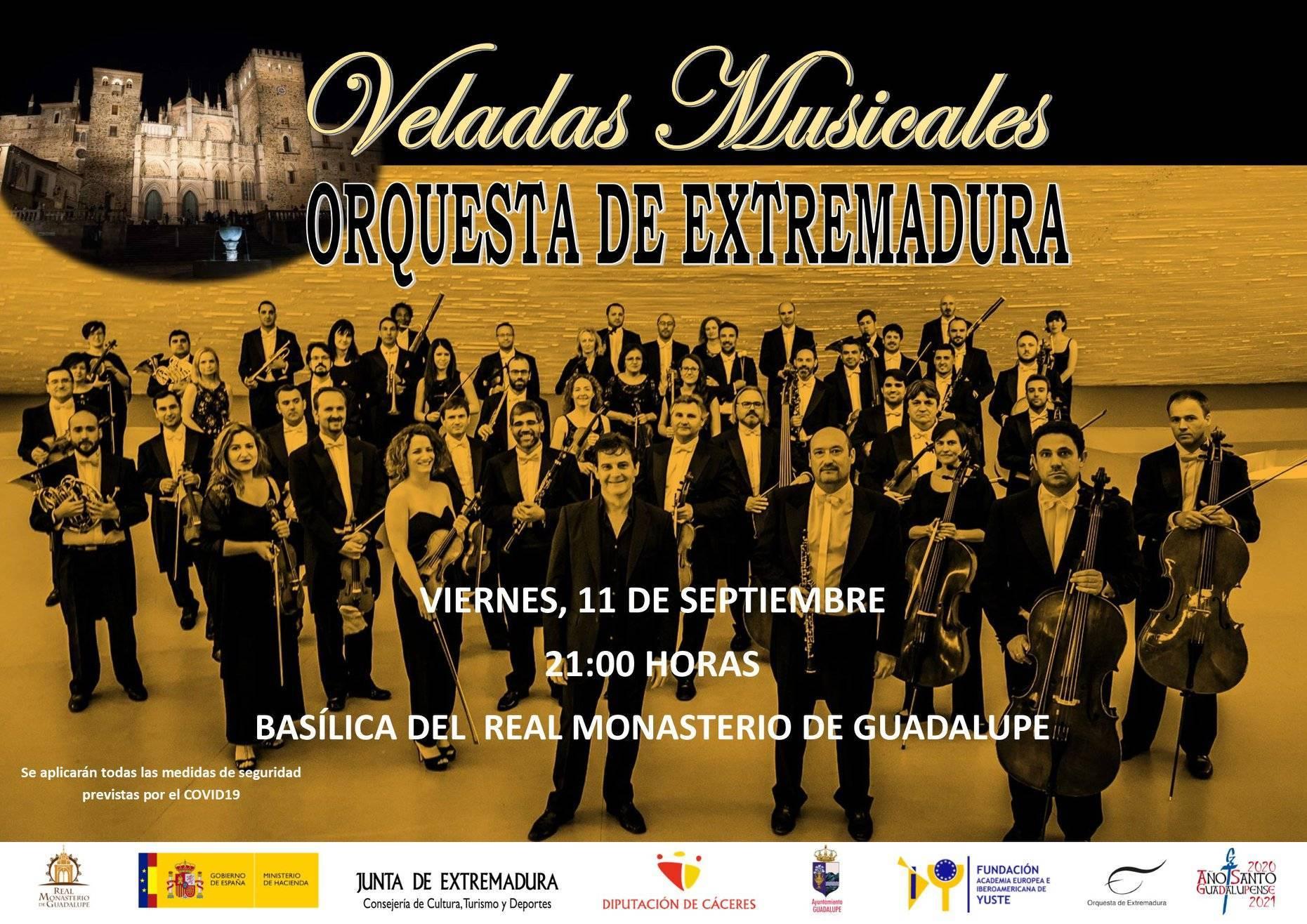 Orquesta de Extremadura (2020) - Guadalupe (Cáceres)